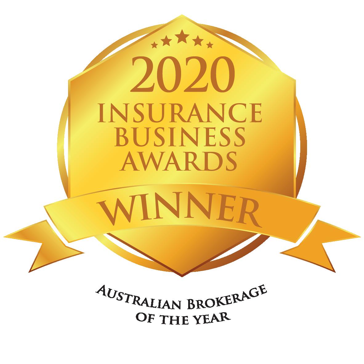 IBAu - Gold winner_Australian Brokerage of the year